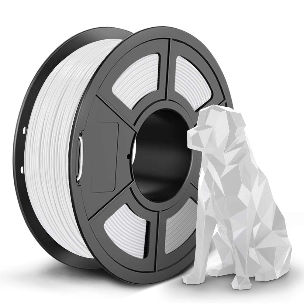 Certificated filament 1.75mm 3d printer PLA filament 1kg per roll for 3d printer