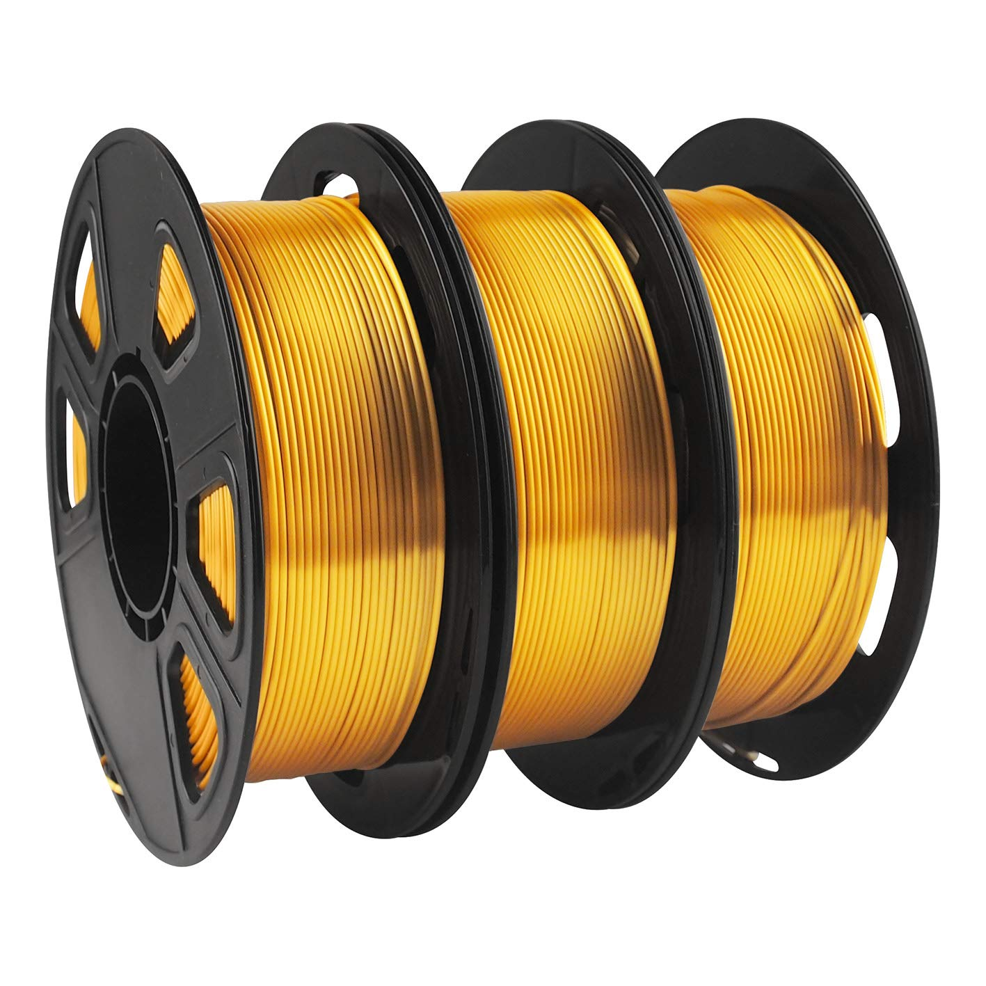Hot selling wholesale custom brand color PLA Silk 3d printer 3d printing filament as one of China best manufactures