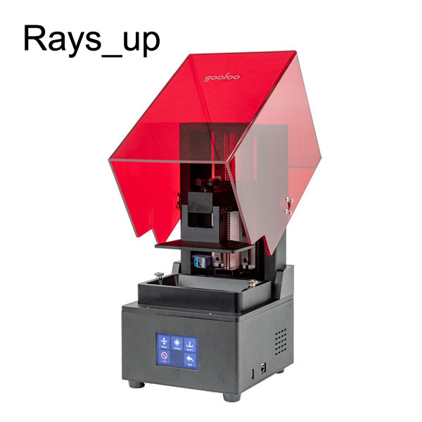 High precision light curing 3d printer UV LCD resin 3d printer for dental application as one of China best manufacturers
