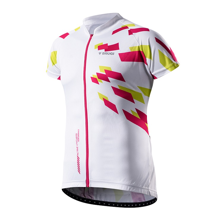 Manufacturer Breathable Bicycle Apparel Short Sleeve Cycling Jersey For Men