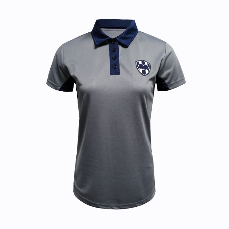 Summer New Brand Men Polo Shirts Polyester Short Sleeve Polos Casual Solid Color