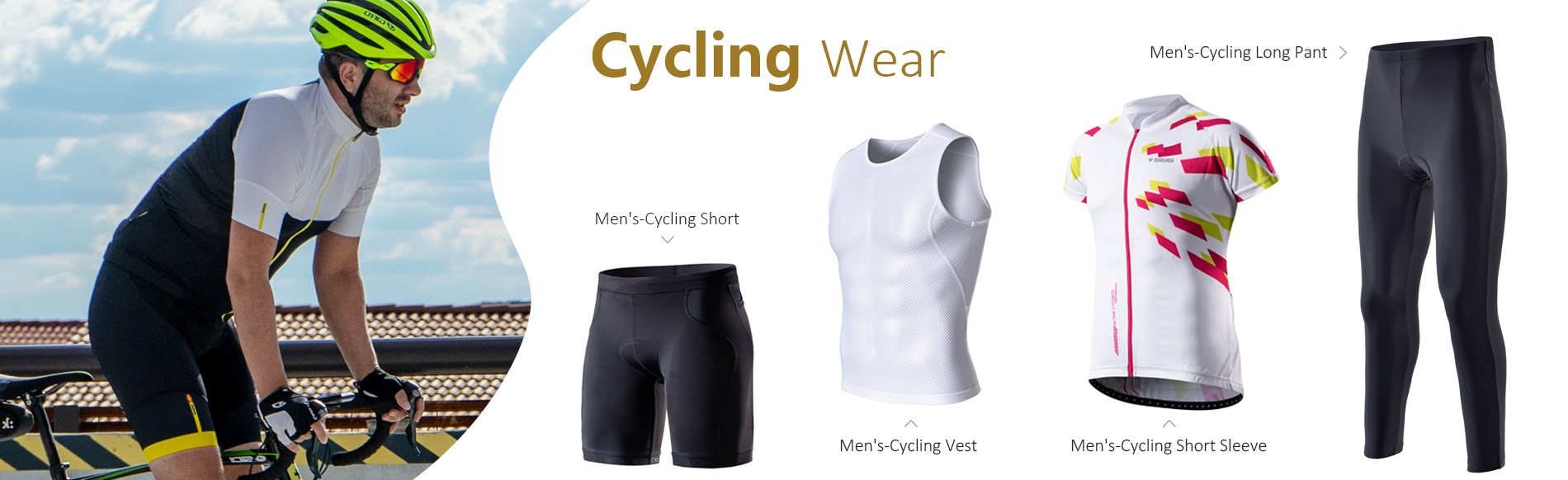 cycling clothing manufacturer