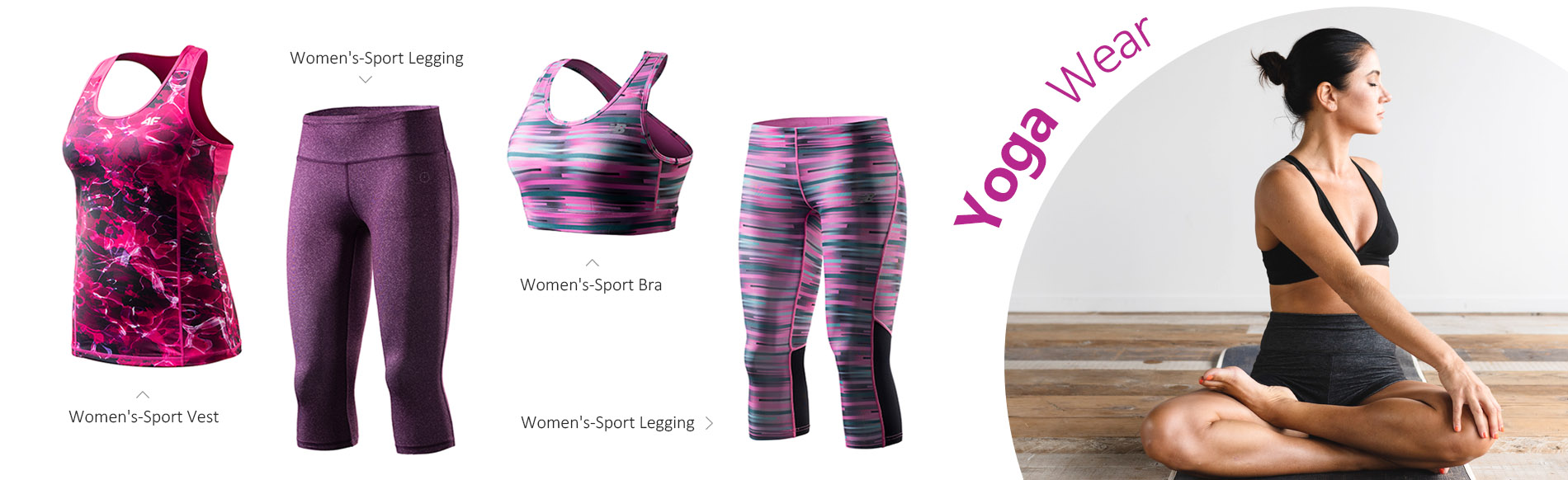 custom fitness apparel manufacturers