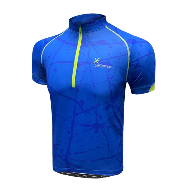Breathable Men's Cycling Jersey Bicycle Short Sleeve