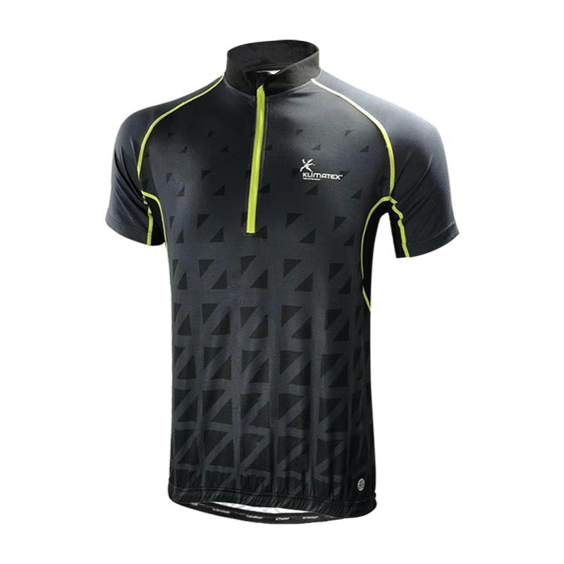 Bicycle Uniform Lightweight  Quick Dry Summer Cycling Jersey Customized Breathable Bike Wear
