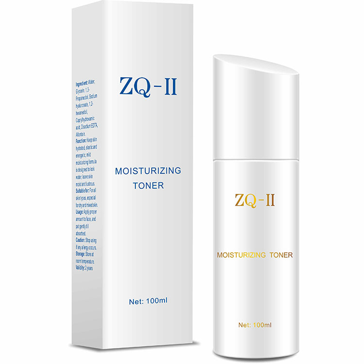 Custom Moisturizing Toner