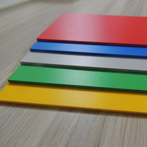 1220mm Width 5mm-30mm Green PVC Foam Board Manufacturer