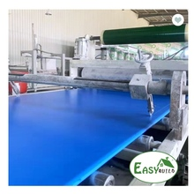 1220mm Width 5mm-30mm Blue PVC Foam Board Manufacturer