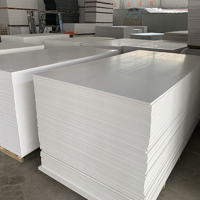 0.45 Density PVC 5mm-20mm China Wholesale PVC Foam Sheet/PVC Forex Foam Board