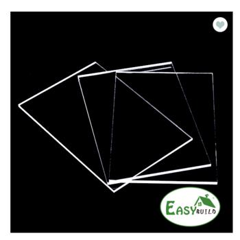 2.05m*3.05m Large Dimension Acrylic Sheet For European Market Thickness 2mm 3mm 4mm 5mm