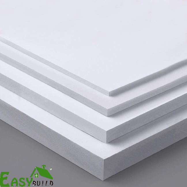 15mm 0.8 Density Countertop Cabinet Making 4*8ft PVC Foam Board