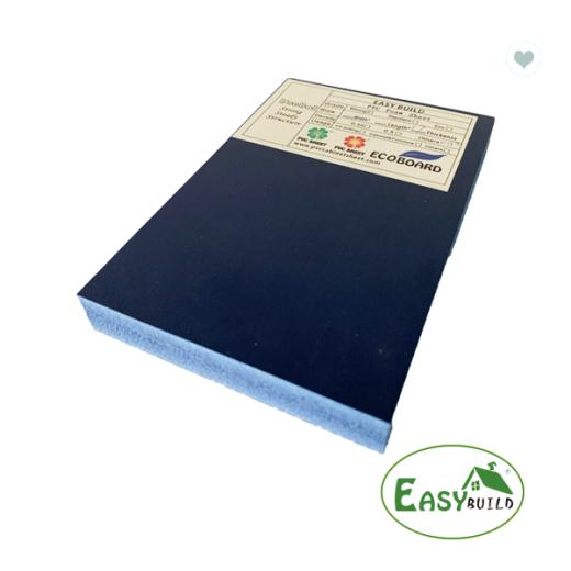 4*8ft 15mm/17mm/18mm Dark Blue PVC Foam Board