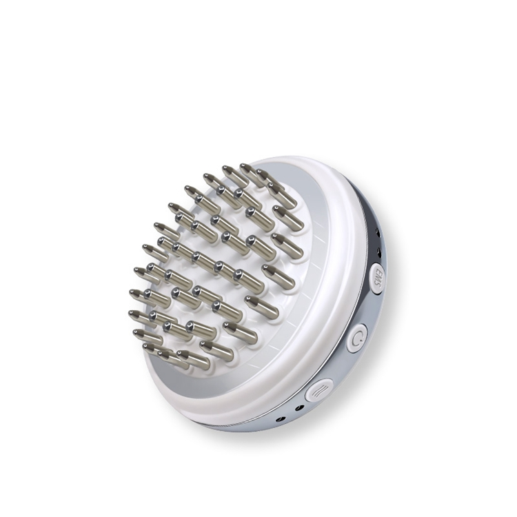 Electric Vibrating  Massage Hair Electric Vibrating  Hair Brush