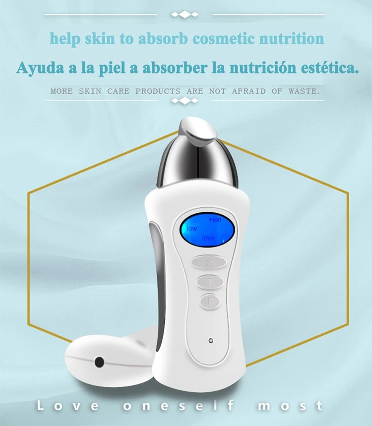 Galvanic Facial&body Spa Beauty Equipment For Home Use