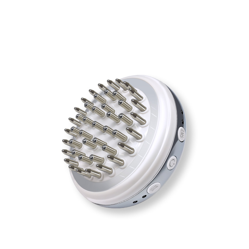 Electric Hair Growth Massage Comb Hair Drops Treatment Device