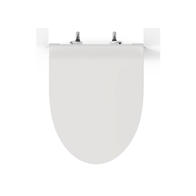 A371 Designed For The American Elongated Demand Market V Shape And Ultrathin Toilet Seat