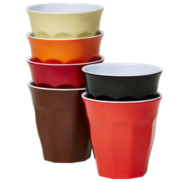 16 Oz Custom Logo Print High Quality Melamine Cup