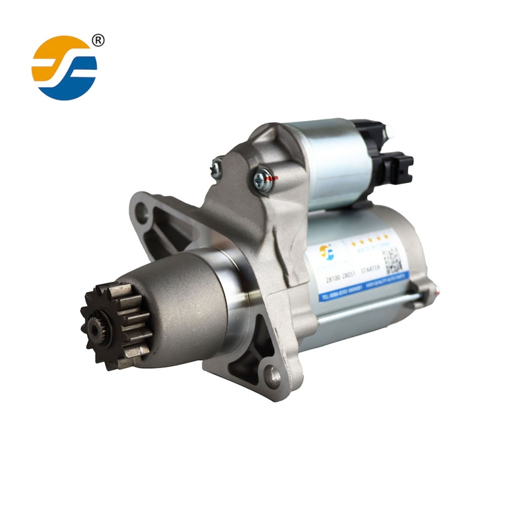 Brand New Xfy Auto Starter Motor 12V For Toyota Car