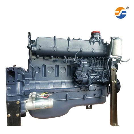 WD615.46 weichai diesel Engine assembly for Truck and bus Engine Parts
