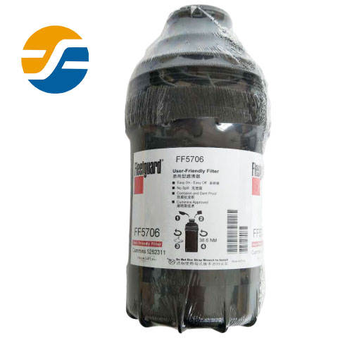 FF5706 Fleetguard Fuel Filter  for XML6700 bus  oil filter element