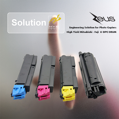 HYB TK580 Toner Cartridge For Kyocera Mita Toner Cartridge