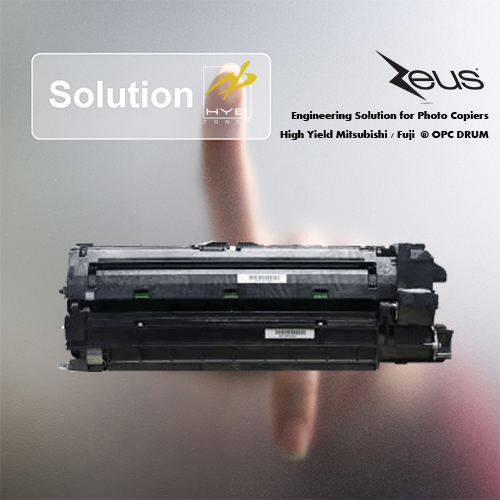 HYB MP5000 Toner Cartridge For Ricoh