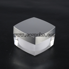 Wholesale Square Packaging Supplies for Facial Cream