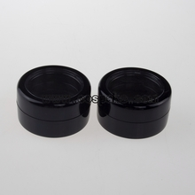 Empty Cosmetic Plastic Container Eye Shadow Case 2.5ml