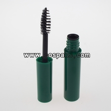 Wholesale Plastic Deep Green Mascara Tubes 3.5ml