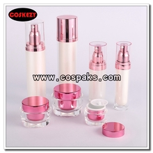 Colored Wholesale Oval Shape Facial Serum Package