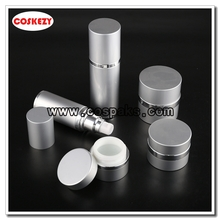 Aluminum Cream Packaging Bottles and Jars