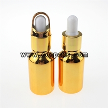 UV Gold Dropper Bottle Packaging 30ml