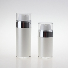 30 ml 50 ml Colorful AluminIum  Pump Airless Packaging
