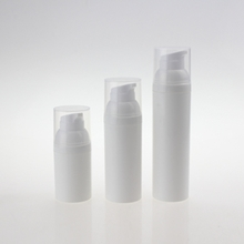 Wholesale Eco Friendly Cosmetic Containers With Airless Pump