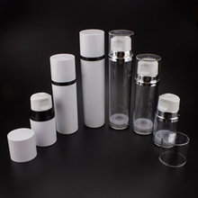50 ml 120 ml 180 ml Empty Plastic Airless Pump Bottle