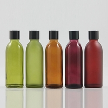 60ml Wholesale Glass Cosmetic Packaging with Screw Cap