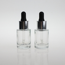 Clear Glass Dropper Bottle for Essential Oil 15ml