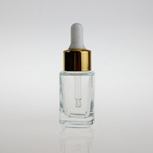 15ml Glass Essential Oil Dropper Bottle for Cosmetic