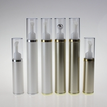 Wholesale Eye Essence Ball Bottle in Gold or White