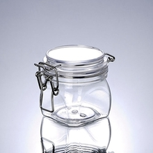 200g Big Capacity Plastic PET Cream Jar for Sale