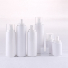 50ml 100ml 120ml PET Spray Pump Bottles with Clear Cap