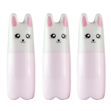 65ml Pink Plastic PET Spray Pump Bottle in Cute Style