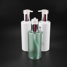 Multi-size PET Plastic Lotion Pump Bottle