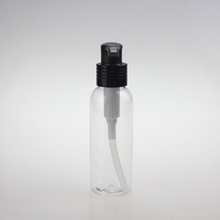 Wholesale Clear Plastic PET Spray Pump Bottle