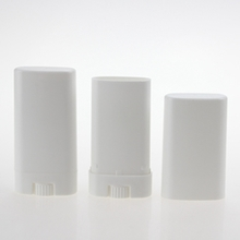 15ml White or Clear Empty Deodorant Stick Container for Sale