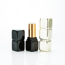 Spot New Style Three-section Brick Empty Lipstick Tube