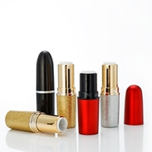 Handmake Wholesale Colored Bullet Empty Lipstick Tube