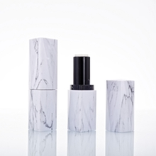 New Simple and Light Luxury Ink Pipe Lipstick Tube