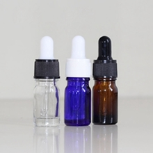 5ml Wholesale Glass Essential Oil Dropper Bottle Colored