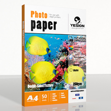 Inkjet Pearly double sided photo paper